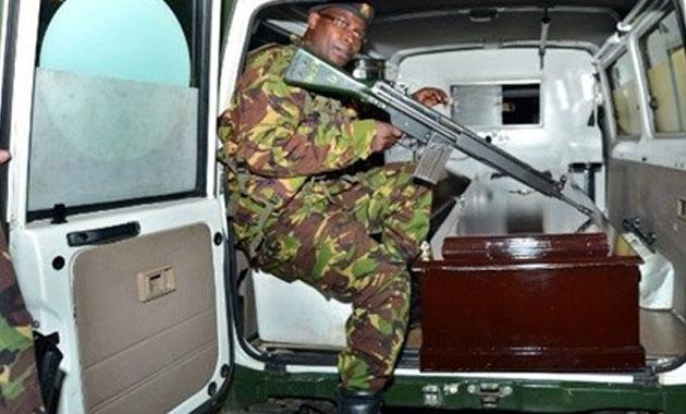 Somali'de ABD askerlerine saldırı