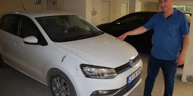 İYİ Partili başkanın arabasına saldırı