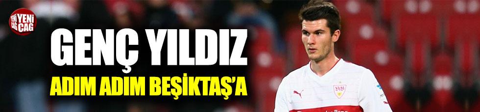 Beşiktaş gözünü genç yıldıza dikti