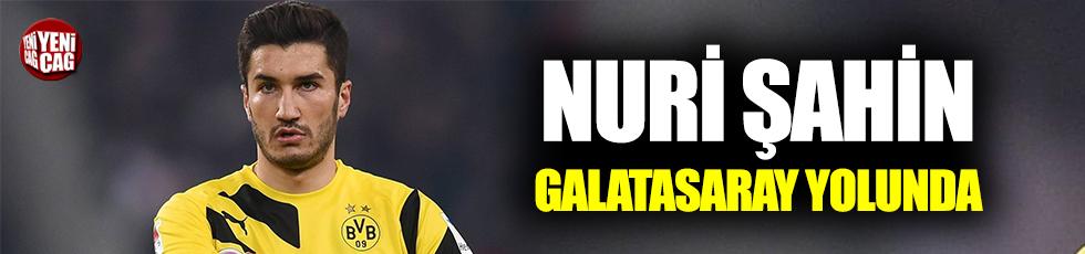 Nuri Şahin Galatasaray'a çok yakın