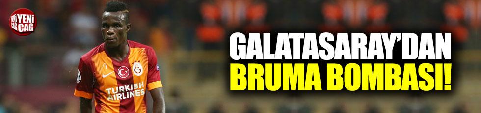 Galatasaray'dan Bruma bombası