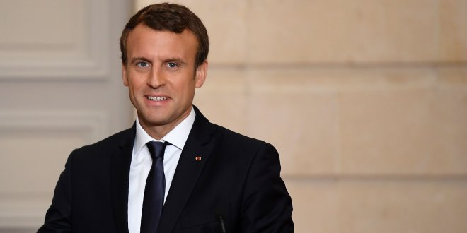Macron'dan AB ülkelerine 'yaptırım' çağrısı