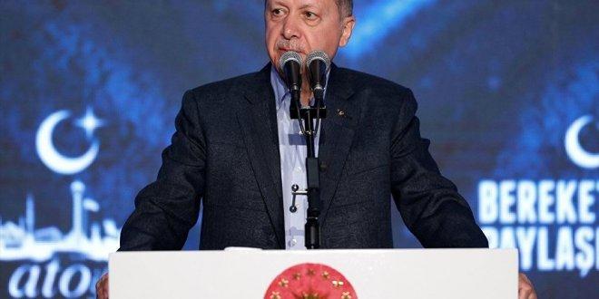 """Erdoğan: """"Biz bir numarayız, Amerika gerimizde"""""""