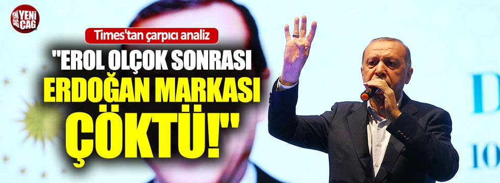 Times'tan çarpıcı Erdoğan analizi