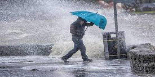 5 ilde sağanak yağış uyarısı