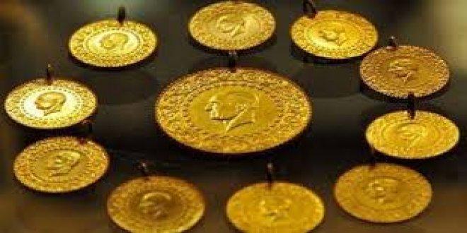 Altın fiyatları hafif yükselişte