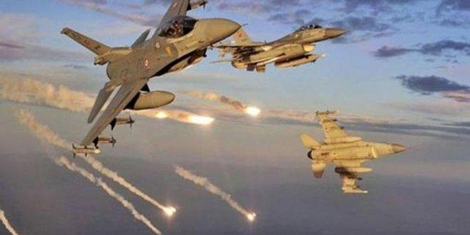 Irak'ın kuzeyinde hava harekâtı