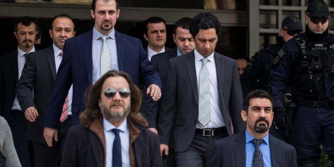 Yunanistan'dan darbeci askere tutuklama