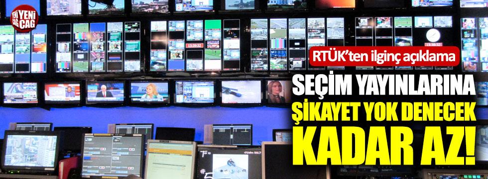 RTÜK Başkanı'ndan ilginç seçim yayını açıklaması