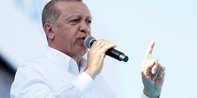 """Erdoğan'dan """"altın klozet"""" açıklaması"""
