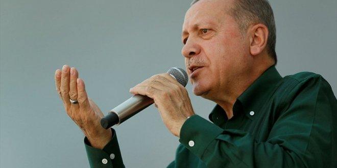 Erdoğan'dan kendisine 'Otokrat' diyen Der Spiegel'e cevap