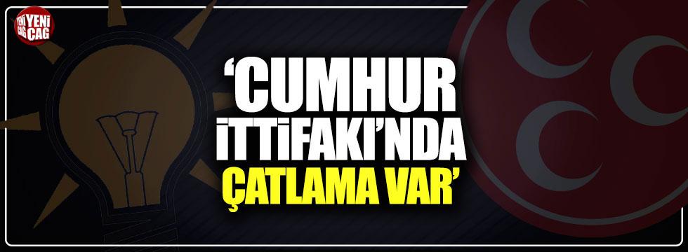 Bülent Tezcan: Cumhur İttifakı'nda çatlama görüyoruz