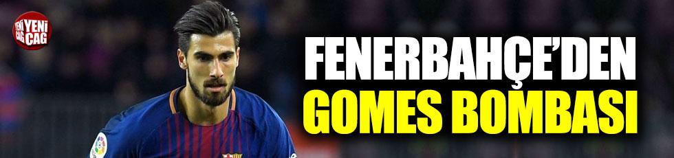 Fenerbahçe'den Gomes bombası!