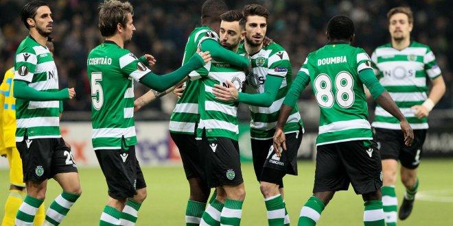 Sporting Lizbon'dan kaçış sürüyor