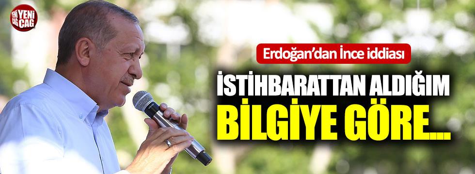 """""""İnce'nin Diyarbakır mitingine katılanların çoğu HDP'li"""""""