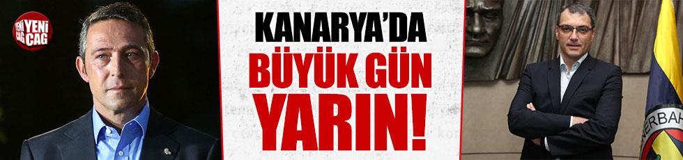Fenerbahçe'de gözler Comolli'nin imza töreninde!