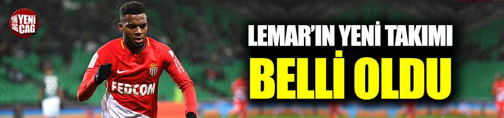 Lemar'ın yeni takımı belli oldu
