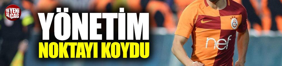 Galatasaray'da Nagatomo'nun transferi tamam