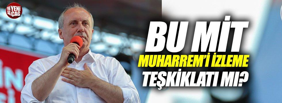 İnce'den Erdoğan'a MİT yanıtı