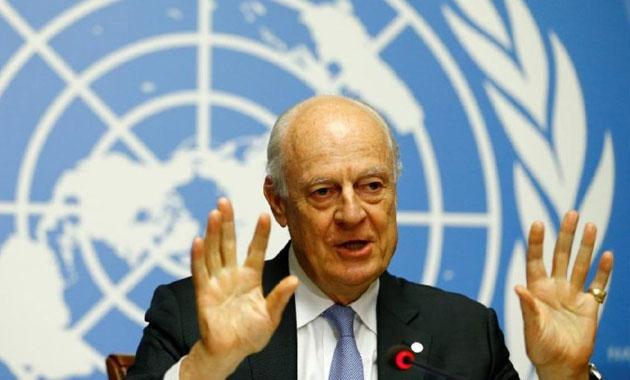 Türkiye, Suriye anayasası için Cenevre'de