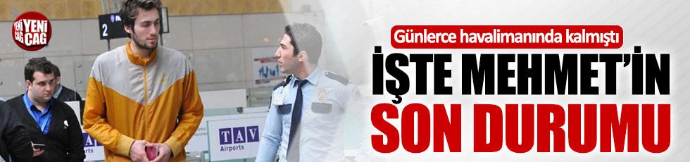 Mehmet Şanlı'dan iyi haber geldi