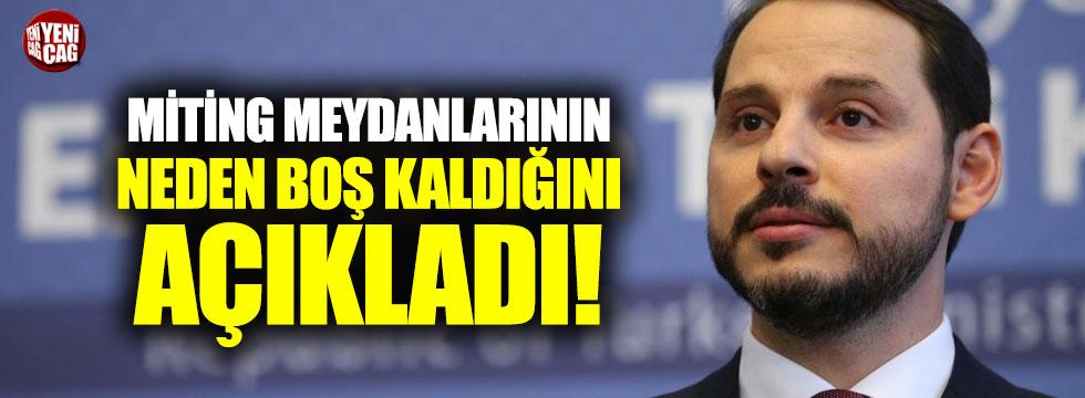 AKP'de miting alanları neden boş kaldı?