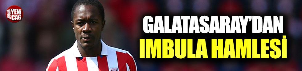 Galatasaray'dan Imbula hamlesi