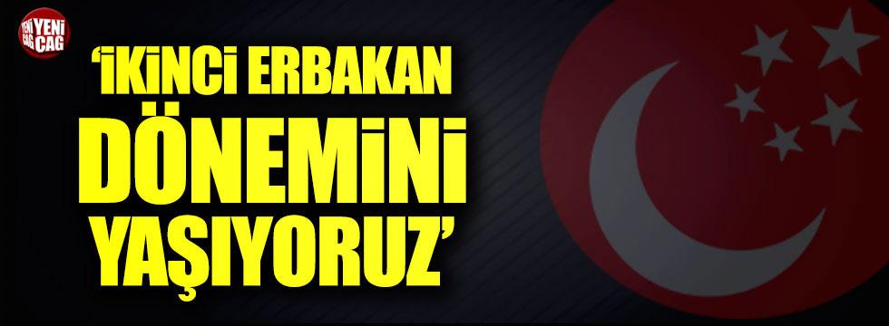 "Saadet partili Abdullah Sevim: ""2. Erbakan dönemindeyiz"""
