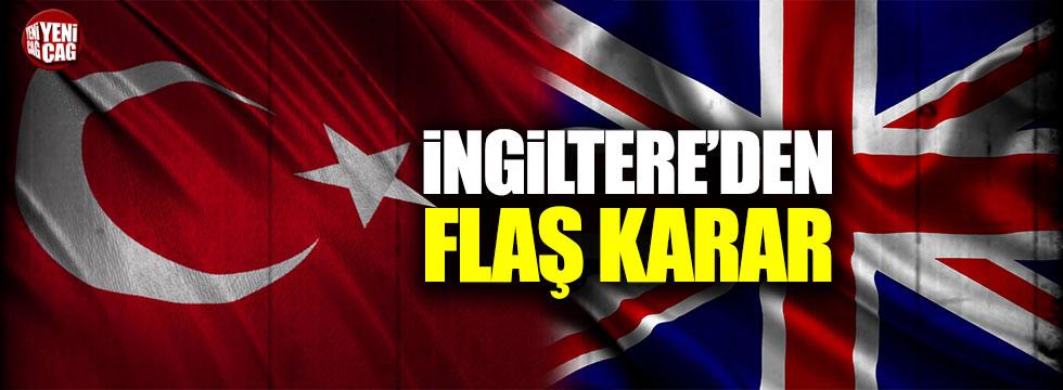İngiltere'den Türk vatandaşlarıyla ilgili vize kararı