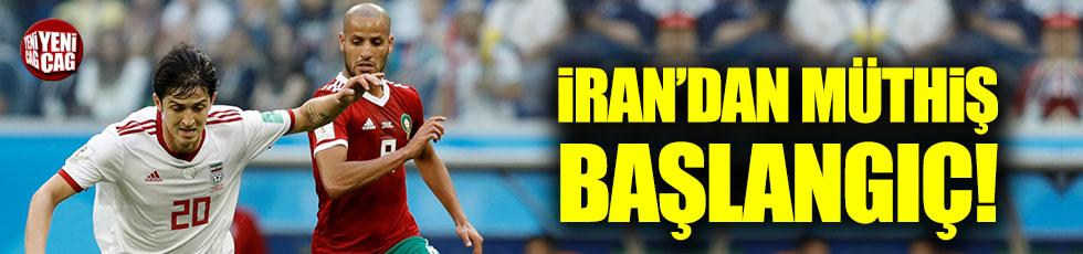 İran son dakikada güldü