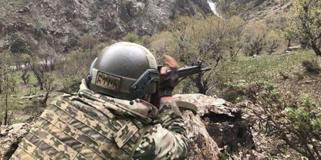 Erzincan'da 3 terörist öldürüldü