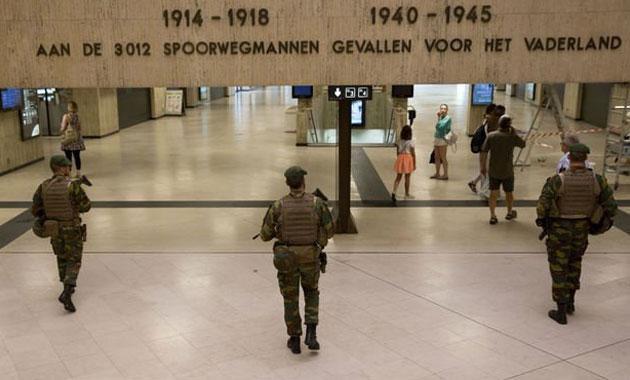 Belçika'da terör saldırısı uyarısı!