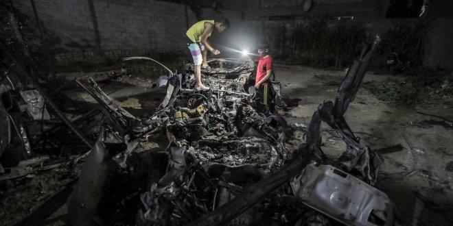 İsrail'in saldırıları devam ediyor