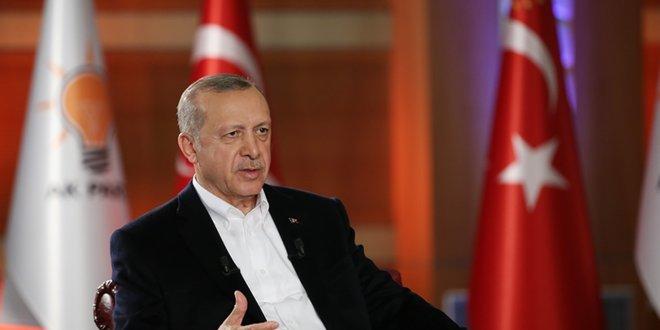 """Erdoğan'dan, İnce'ye """"Ben seni muhatap alır mıyım?"""""""