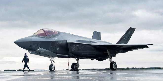 """Mattis'e mektup """"Türkiye'ye F-35 teslimatını durdurun"""""""