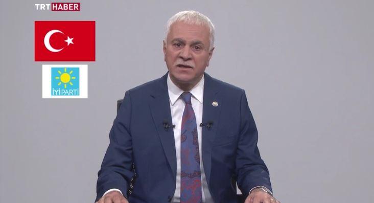 Koray Aydın'dan TRT yayınında TRT'ye çok sert sözler