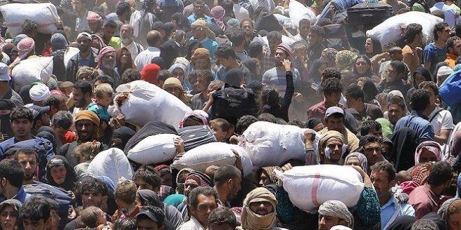 Türk ekonomisine sığınmacı darbesi