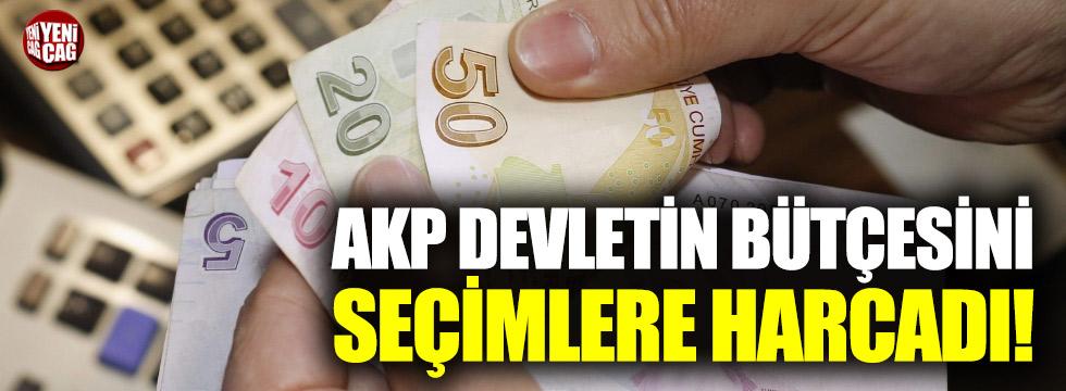 AKP'nin seçim ekonomisi tam gaz sürüyor