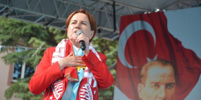 Akşener İstanbul'da