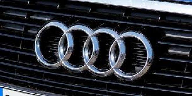 Audi'ye gözaltı şoku