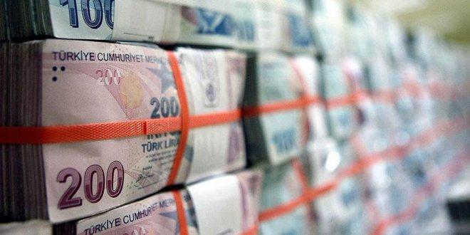 Bütçe beş ayda 20,5 milyar lira açık verdi
