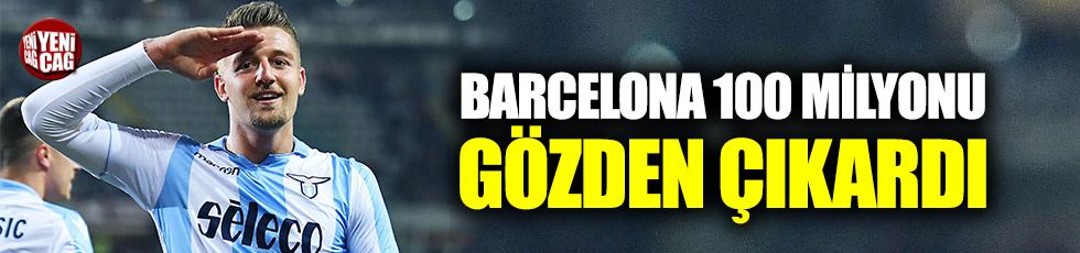 Barcelona'da hedef Milinkovic Savic