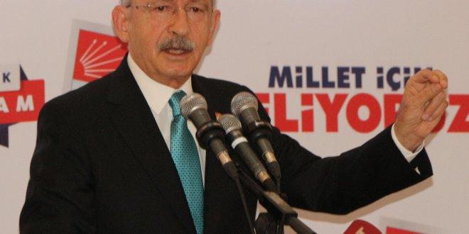 Kılıçdaroğlu'ndan Danıştay hakimine tepki