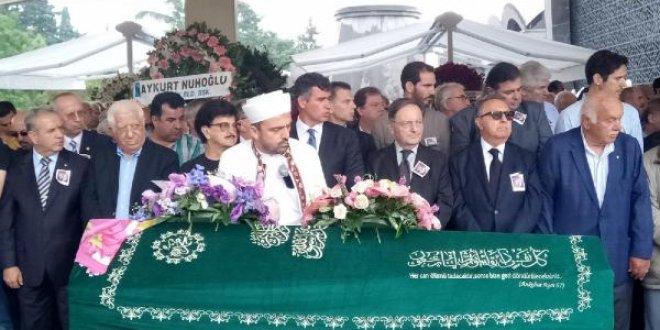 Kazım Karabekir'in kızı Hayat Karabekir son yolculuğuna uğurlandı