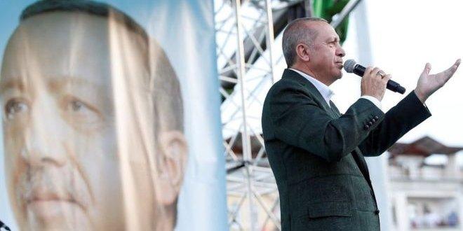 Erdoğan'ın popülaritesi azalıyor