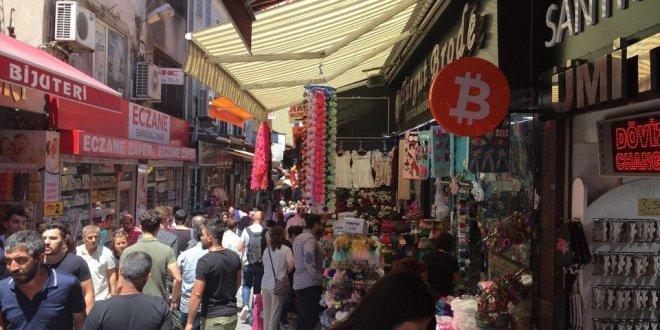 Kapalı Çarşı'da Bitcoin dönemi