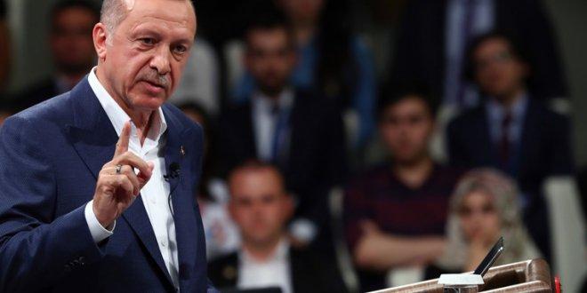 Erdoğan'dan Ülkücüleri kızdıracak açıklama