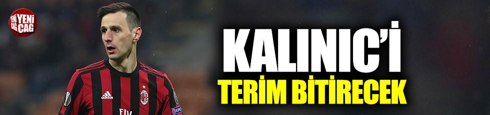 Galatasaray'da hedef Kalinic