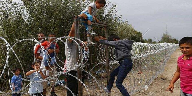 """Macaristan'da """"mülteci vergisi"""" alınacak"""