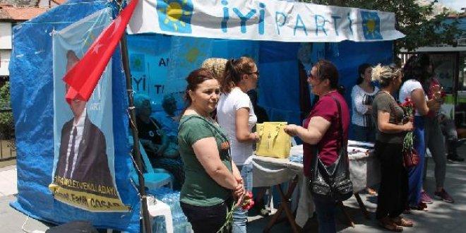 İYİ Parti standına saldırıda yeni gelişme